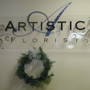 Artistic Florist Holiday Open House Video Preview