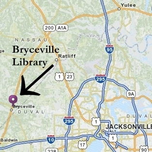 Bryceville, Florida Library Holiday Fun