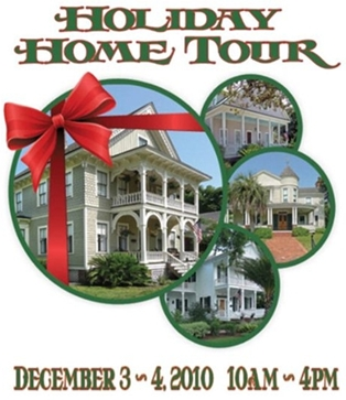 Amelia Island Holiday Home Tour