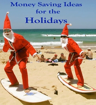 Money Saving Ideas for the Holiday
