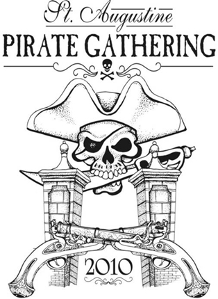 The Saint Augustine Pirate Gathering 2010