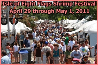 Shrimp Festival Arrives Early This Year