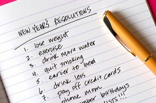 New Year Resolutions... Again