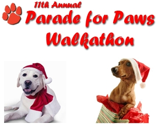 Parade for Paws Walkathon