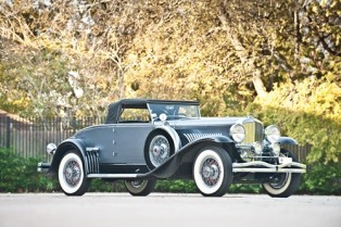 Setting the Amelia Concours Auction Stage