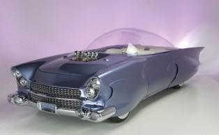 "1955 Ford ""Beatnik"" Bubbletop Custom"