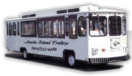 Amelia Island Trolleys