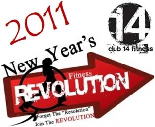 Club 14 Fitness Revolution