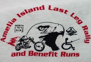 Last Leg Rally T-Shirt