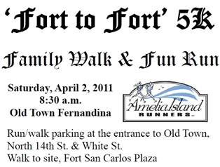 Fort to Fort 5K Family Walk and Fun Run