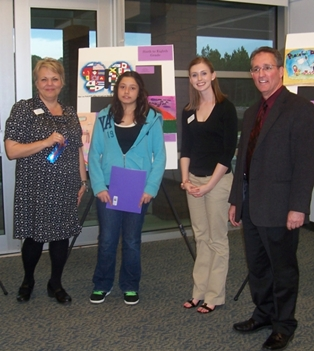Honoring Art Students in Nassau County
