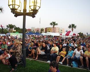 Friday Highlights of Shrimp Festival