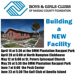 New Building for Boys and Girls Club