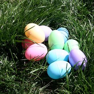 Central Park Easter Egg Hunt