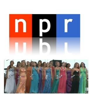 Miss Shrimp Festival Pageant on NPR
