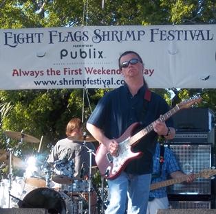 Atlanta Rhythm Section at Shrimp Festival 2011