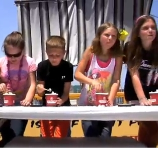 2011 Ice Cream Eating Contest