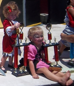 Little Pirate Contests Shrimp Festival