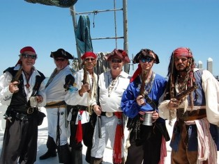 Invasion of the Pirates 2011