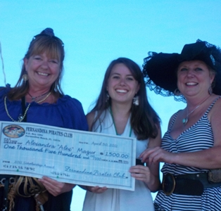 Fernandina Pirates 2011 Winning Scholarship Essay