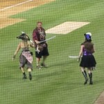 Pirate Night at the Jacksonville Suns [Video]