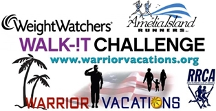 Weight Watchers Walk It Day Proceeds to Benefit Warrior Vacations