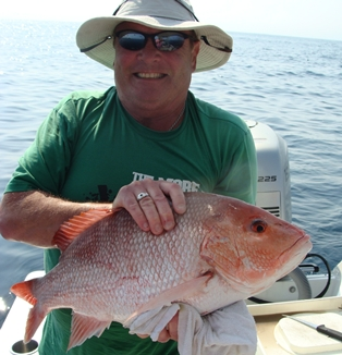 Offshore Amelia Island Offers Fishing Variety