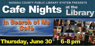 Cafe Night for Teens at Fernandina Branch Library