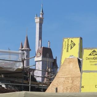 Disney's Newest Castle