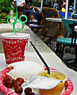 Lunch at Disney World