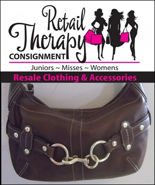 Retail Therapy Consignment End of Season Sale