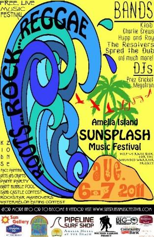 Sunsplash Music Festival 2011 is Coming