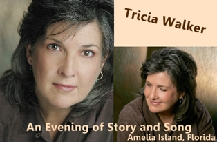 Evening of Story and Song With Tricia Walker