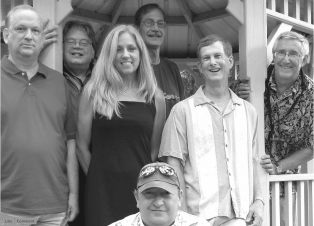 Gainesville's 6th Street R&B Review at Amelia Island Blues Fest