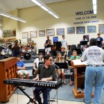 Blues in School - FBHS - with Conrad Oberg [VIDEO]