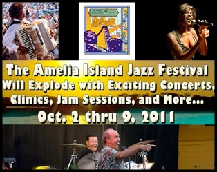 Amelia Island Jazz Festival Ready to Swing