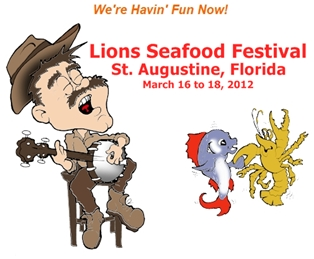 2012 Lions Seafood Festival Dates Announced