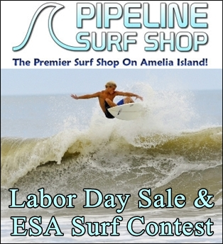 Surf Contest and Labor Day Sale at Pipeline Surf Shop