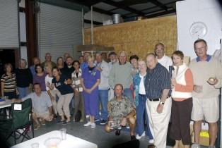 Staff and Volunteers for 2011 Pétanque America Open