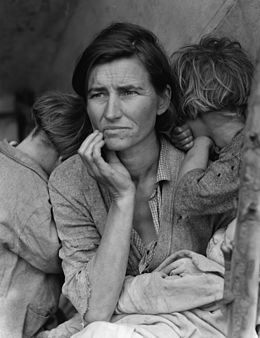 Another look at the great depression