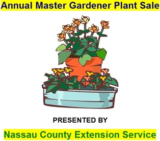 Master Gardener Plant Sale in Nassau County