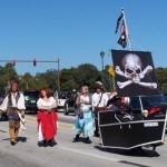 St. Augustine Pirate Gathering