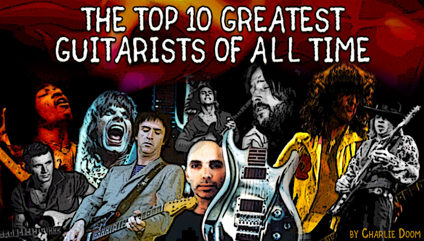 Greatest Guitar Players Ever