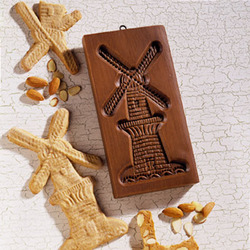 Cookie Molds for Speculaasd and Gingerbread