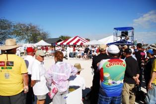 Petanque America Open Tournament Amelia Island 2011
