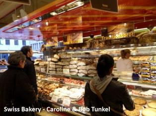 Swiss Bakery Shop