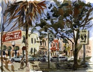 Watercolor Workshop with Artist Bill Maurer