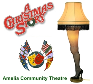 Amelia Community Theatre Presents A Christmas Story [Video]