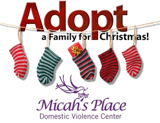 Micah's Place Adopt-a-Family