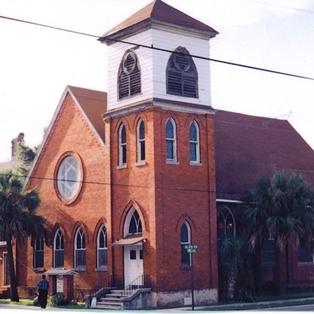 Stained Glass Restoration of Trinity Methodist
